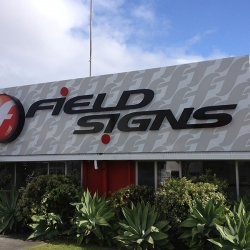 Field Signs - Exterior Signage